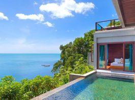 Đảo Ko Samui có vô số khách sạn từ bình dân đến cao cấp