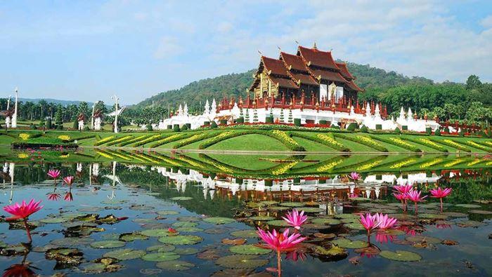 Cung điện Phu Ping Palace