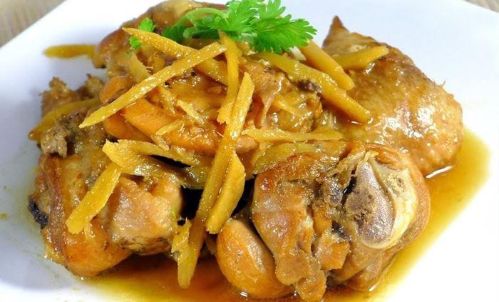 Zong Pet Paloe quán ăn chuyên phục vụ những món từ thịt vịt