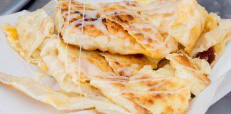 Roti gluay