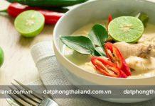Ẩm thực Thái Lan rất tuyệt vời