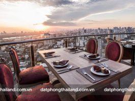Sky bar ở Bangkok, Thái Lan
