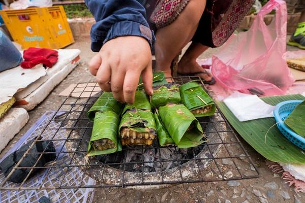 List những món ăn bạn khó có thể bỏ qua tại Luang Prabang